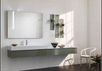 Badezimmerspiegel Mit Beleuchtung Und Ablage