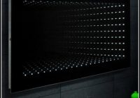 Badezimmerspiegel Mit Led Beleuchtung 3d Effekt