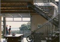 Balkon Aus Metall Detail