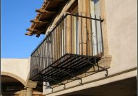 Balkon Holzgelnder Handlauf