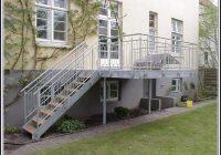Balkon Mit Treppe Anbauen