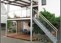 Balkon Selbst Bauen Holz