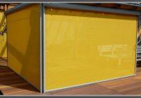 Balkon Sicht Und Windschutz
