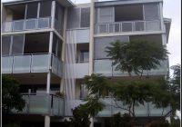 Balkon Sichtschutz Aus Aluminium