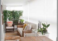 Balkon Sichtschutz Efeu Design
