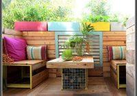 Balkon Sichtschutz Holz Obi