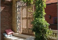 Balkon Sichtschutz Knstliche Pflanzen