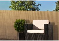 Balkon Sichtschutz Pvc Bambus