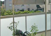 Balkon Sichtschutz Stoff Grn