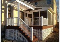 Balkon Treppe Aus Holz Selber Bauen