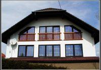 Balkone Aus Holz Und Edelstahl