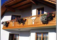 Balkone Aus Holz Und Glas