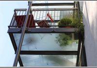 Balkone Aus Stahl Und Holz