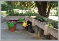 Bauen Im Garten Der Eltern