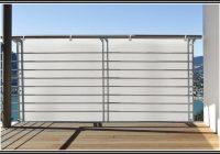 Bauhaus Baumarkt Balkon Sichtschutz