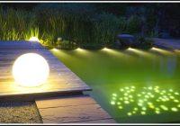 Beleuchtung Im Gartenhaus