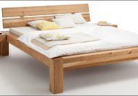 Bett 100×200 Massivholz