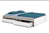 Bett 120×200 Weis