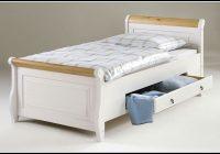 Bett 120×200 Weis Mit Schubladen