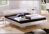Bett 140 200 Weis