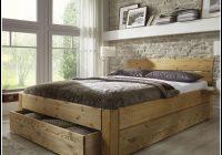 Bett 140×200 Holz Mit Schubladen