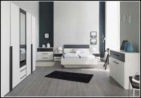 Bett 140×200 Komplett Weis