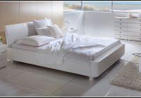 Bett 140×200 Mit Bettkasten Weis