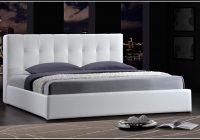 Bett 140×200 Weiß Mit Lattenrost