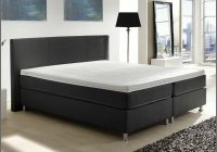 Bett 160×200 Mit Matratze