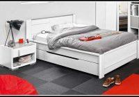 Bett 160×200 Weis Gebraucht