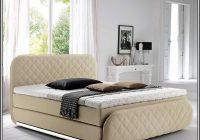 Bett 160×200 Zwei Matratzen
