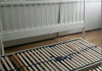 Bett 180×200 Mit Lattenrost Gebraucht