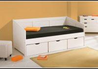 Bett 90×200 Schubladen