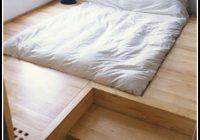 Bett Aus Balken Bauen