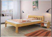 Bett Holz Massiv 120×200