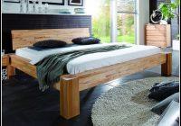 Bett Holz Massiv 200×200