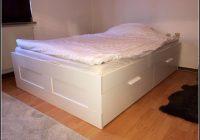 Bett Ikea Brimnes Gebraucht