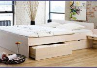 Bett Kiefer Schubladen Ikea