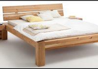Bett Massivholz 160×200
