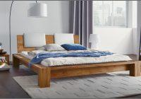 Bett Massivholz 180×200