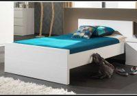 Bett Mit Lattenrost Und Matratze 120×200