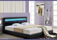 Bett Mit Led Beleuchtung 160×200