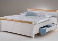 Bett Mit Schubkasten 160×200