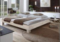 Bett Ohne Kopfteil 140×200