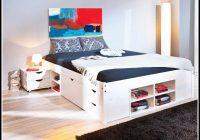 Bett Schubladen 140×200