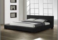 Bett Schwarz 180×200