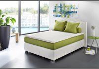 Bett Weis 140×200 Gebraucht