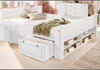 Bett Weiß 140×200 Mit Schubladen