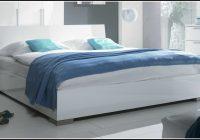 Bett Weiß 180×200