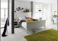 Bett Weis 180×200 Landhaus